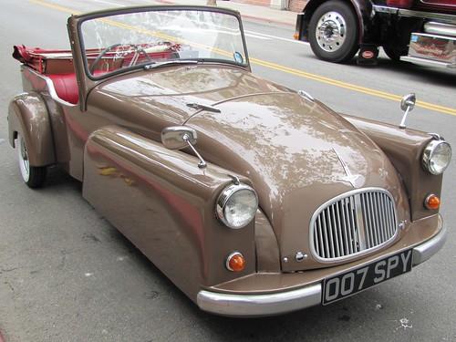 1954 Bond MiniCar Mark C