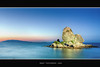 "The rock & the Ithaca (Nikos Thita) Tags: longexposure sunset sea nature rock island greece ithaca kefalonia hdr poros greatphotographers eos450d flickraward ""flickraward"" platinumpeaceaward ""flickraward5"""