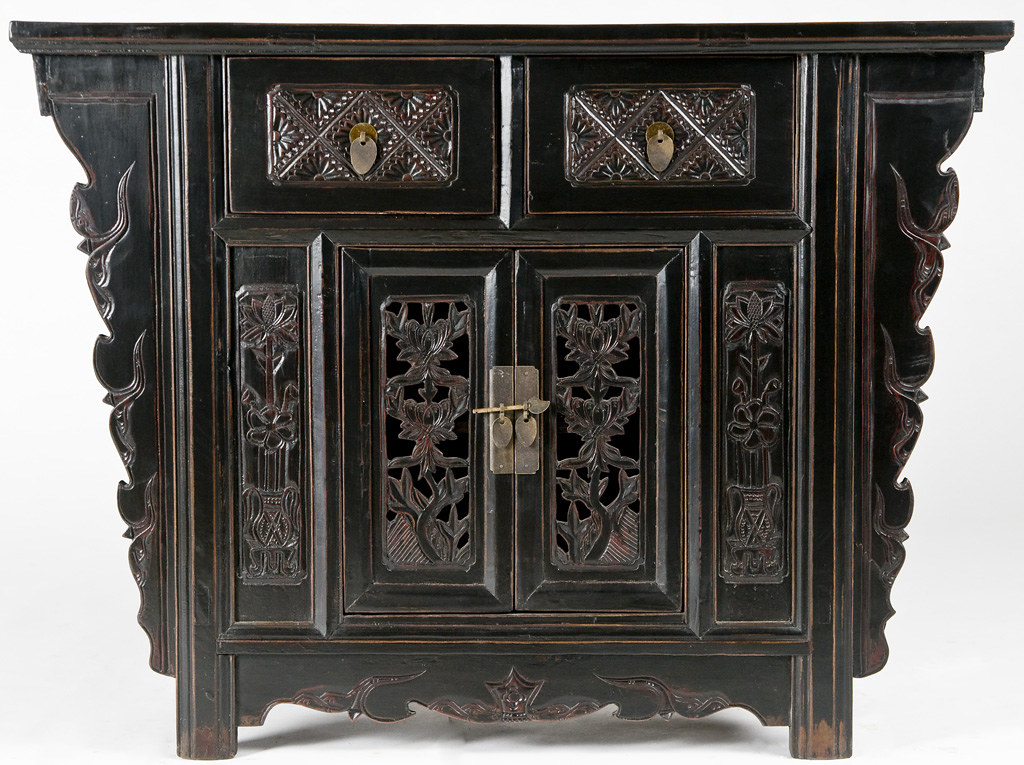 cn1018y-asian-antique-cabinet (Silk Road Collection) Tags: asian cabinet - The World's Best Photos By Silk Road Collection - Flickr Hive Mind