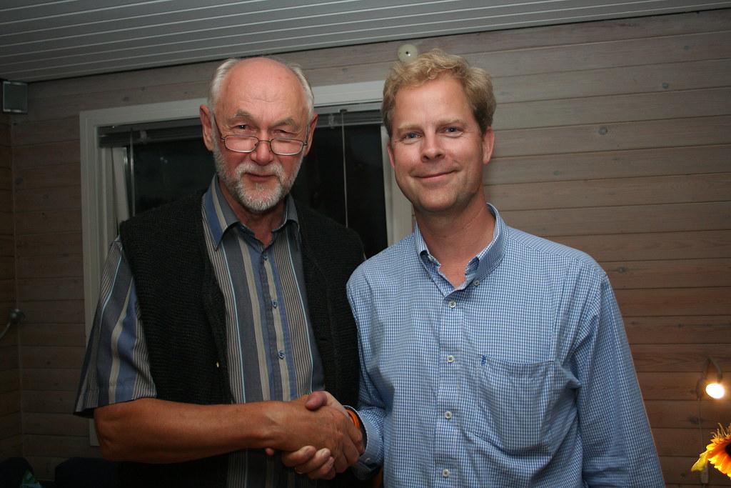 Leif and Jørgen
