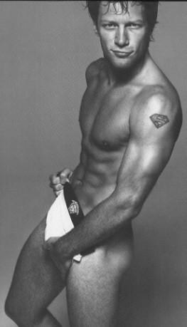 jon bon jovi naked panties underwear