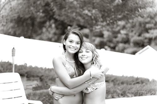 my cousin, Kiana, turned 15!!