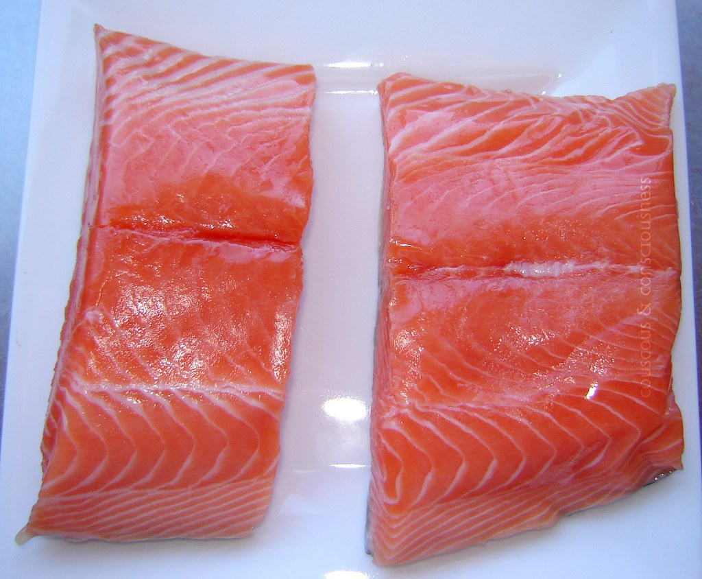 Salmon, cropped & edited