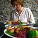 Sunday roast with Jessica