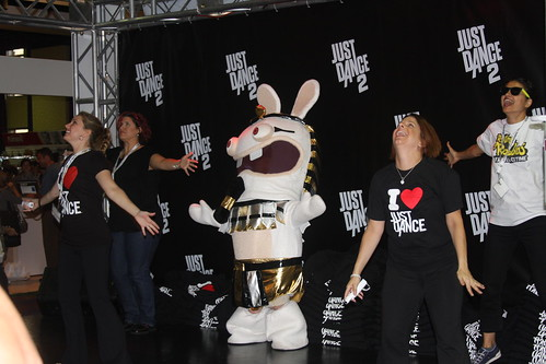 Dancing Rabbid
