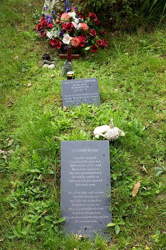 Ragleth Grave