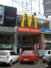 Bangalore McDonald's
