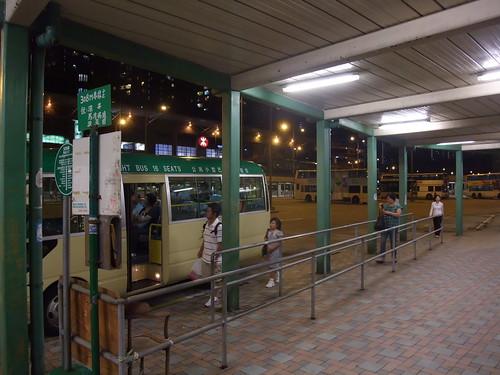 308M MiniBus HongKong