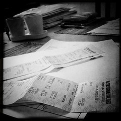 Day 46 - Paperwork