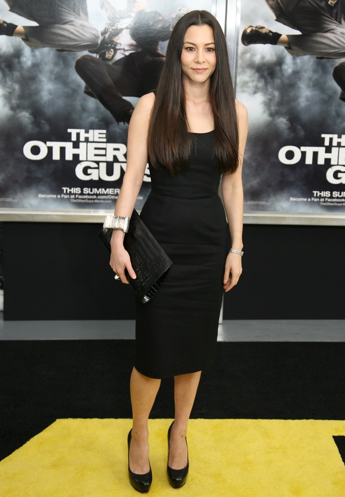 China Chow, The Other Guys Movie Premiere
