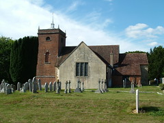 Minstead Church
