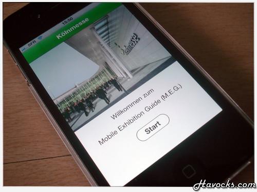 Koelnmesse App - 02