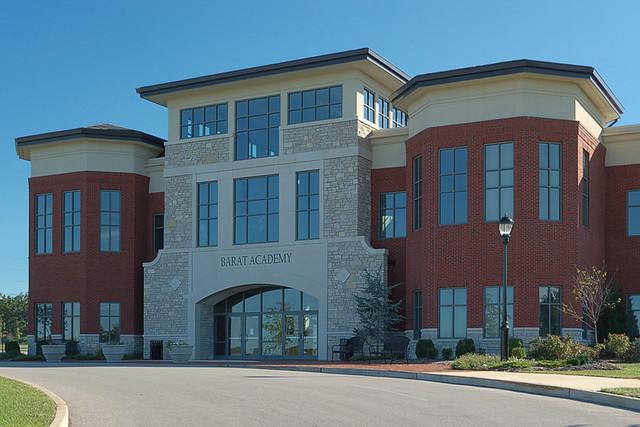 Barat Academy, in Dardenne Praire, Missouri, USA