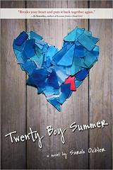 Twenty Boy Summer by SarahOckler