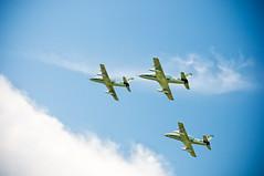 IAR99 (Cherestes Janos) Tags: yak sky fly romania plain mig mig21 aeroshow elichopter iar91 grandaeroshow
