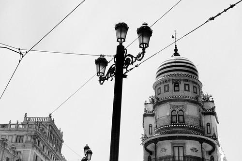 Filella building. Seville. Edificio Filella. Sevilla