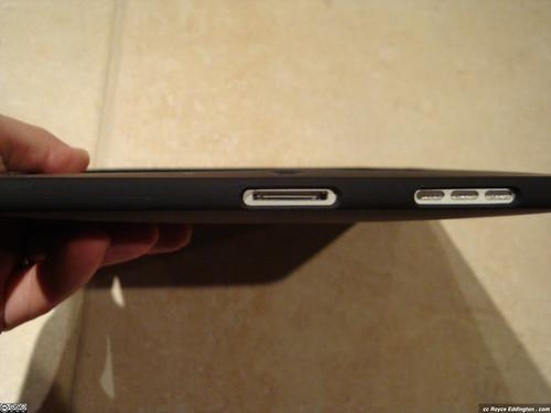 Belkin iPad case Exterior 01