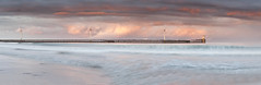 Blyth Panorama (Reed Ingram Weir) Tags: sunset panorama northumberland blyth 70mm landscapephotography fliters fineartprints nikond700 reedingramweirriwp