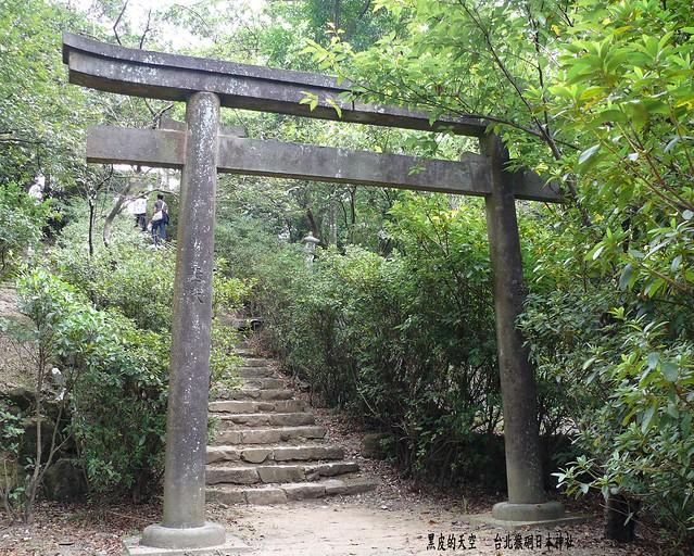 2010 0801台北猴硐日本神社001