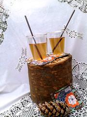 (Anas Do u try?) Tags: batik onderzetters