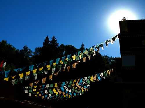 Prayer Flags, South