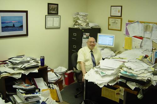 Where's the Desk?