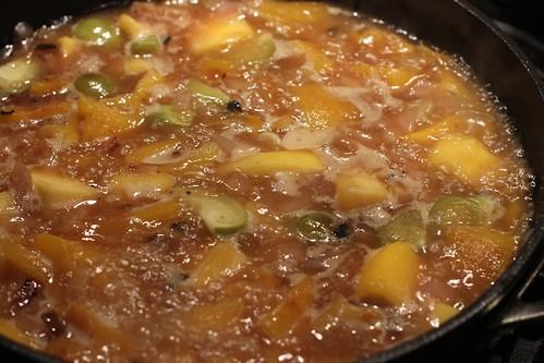 sauce makings