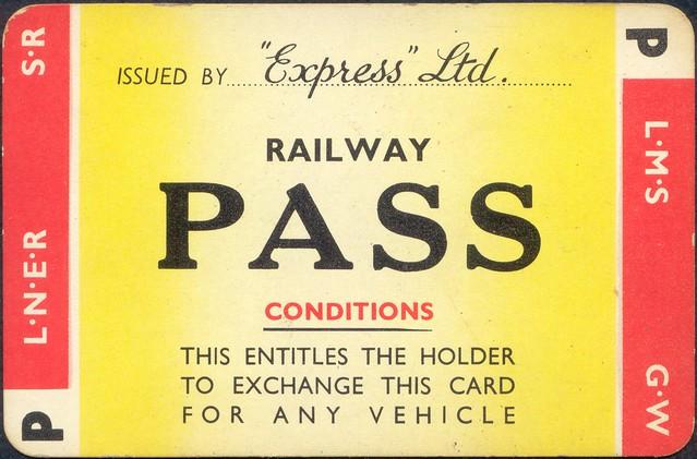 express pass 1