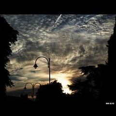 MH - The Dutch Clouds XVI (maurice.heuts) Tags: sky clouds rotterdam nederland wolken bluesky lookingup lucht dutchclouds hollandselucht