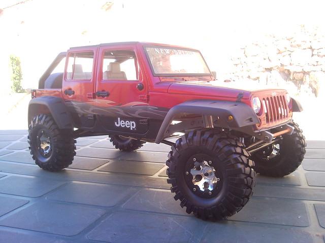 Jeep JK Blue HEMI 4913964774_6f05b6a17e_z