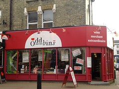 Picture of Oddbins, SW11 1NX