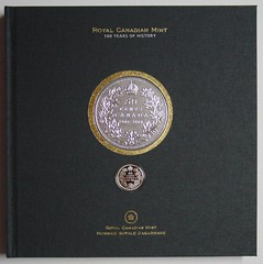 Royal Canadian Mint history in  English