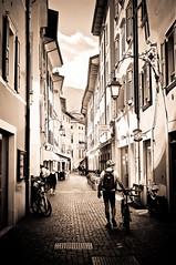 Riva del Garda streetscape