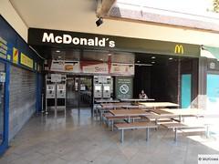 McDonald's Marseille C.C. Carrefour Bonneveine Avenue de Hambourg (France)