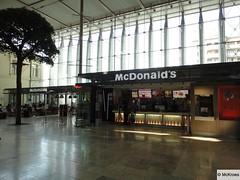 McDonald's Marseille Gare SNCF Marseille St Charles (France)
