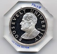 Roosevelt University obv