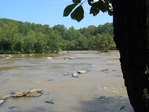 More of the Yadkin River
