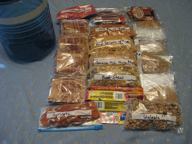 Our food for the week