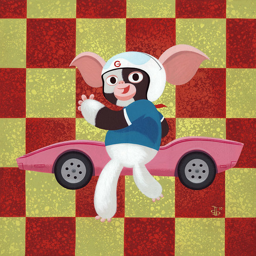 gallery 1988's 3G show - Gremlins, by drake brodahl (Gizmo Racer by pumml)