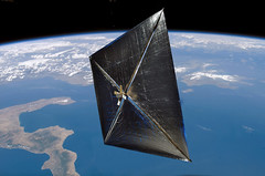 Sailing Among the Stars (NASA, Solar Sails, 08/17/10)  [Explored]
