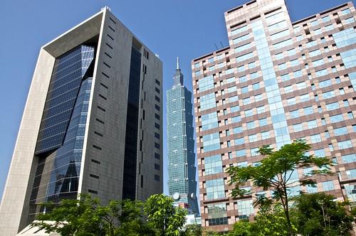 Taipei 101, el más alto