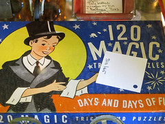 vintage magic tricks