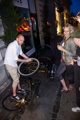 Saturday Night Bicycle Repair