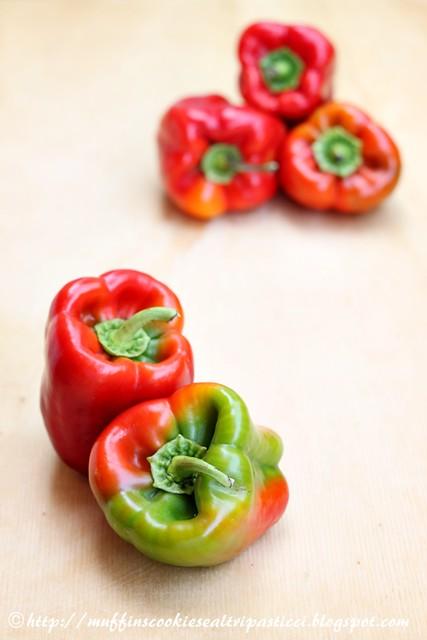 Peperoni bi-color