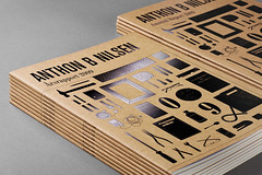 Anthon B Nilsen (Heydays Studio) Tags: art paper design graphic foil report direction block annual recycling