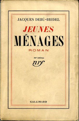 Jeunes ménages, by JacquesDebû-Bridel