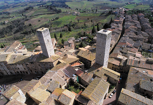 San Gimignano - sangimignano