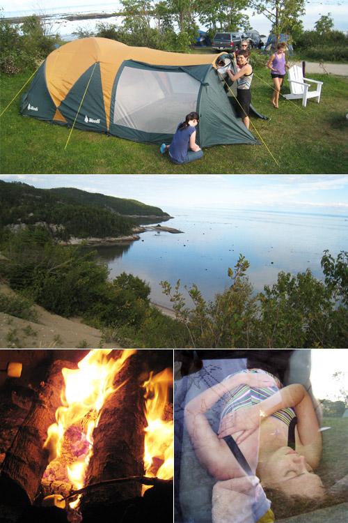 Camping Bon Désir - Les Bergeronnes