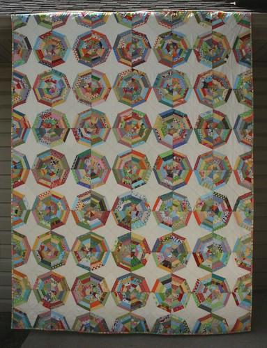 spiderweb quilt-complete