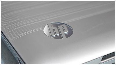 HP Pavilion dv7のデザインをチェック